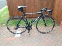 Sense Road bike for a first service,Mobile Bike Repair, Sutton Coldfield, Tamworth, Birmingham, Mobile Shop