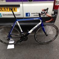 Dolan Bike Build, Shimano Groupset, Mobile Bike Repair, Sutton Coldfield, Tamworth, Birmingham, Mobile Shop